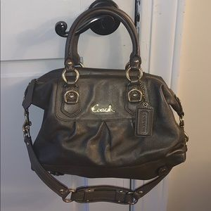 Coach Purse (packed once, amazing condition)